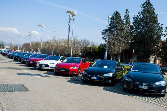 Tesla Club Italy Revolution 2016
