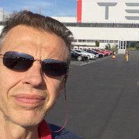 Luca Del Bo al Tesla Revolution